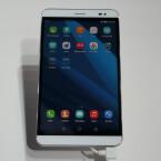 Huawei stellt das Tablet während dem MWC 2015 vor.