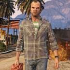 Trevor bleibt ein kranker Vogel – egal, auf welcher Plattform. (Bild: Rockstar Games)