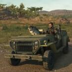 Gut für die Erkundung der offenen Spielwelt: Diverse Fahrzeuge stehen euch zur Verfügung.