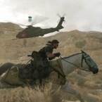 In der Luft oder am Boden: In Metal Gear Solid 5 gibt es überall etwas zu tun.
