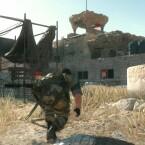 In Metal Gear Solid 5 - The Phantom Pain könnt ihr auch Missionen erfüllen, ohne dass euch Gegner entdecken.