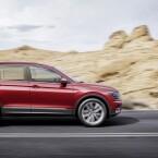 Der VW Tiguan ist ab Mitte Januar 2016 bestellbar.