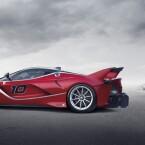 Maximales Drehmoment des Ferrari-Motors: 900 Newtonmeter. (Bild: Ferrari)