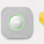 Nest Protect misst auch den Gehalt von Kohlenmonoxid. (Bild: Screenshot Nest)
