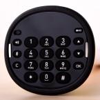 Auf der Unterseite befindet sich das Tastenfeld des Home Phone. (Bild: netzwelt)