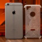 Die Smartphone-Hülle war eigentlich für das iPhone 6 Plus angedacht, tatsächlich passt sie weder dem Plus-Modell, noch dem iPhone 6.