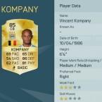 Vincent Kompany hat auch mal beim HSV gespielt.