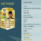 Neymar wirbelt für den FC Barcelona.