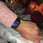 Wohl proportioniert - laut einigen Fans, die die Apple Watch bereits in freier Wildbahn sahen, schreit die Smartwatch aus Cupertino nicht nach Aufmerksamkeit.