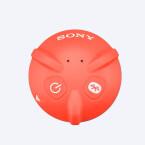 Dieser Sensor wird in den Griff eines kompatiblen Schlägers eingesetzt.