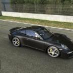 Dies ist kein Porsche, sondern ein RUF.
