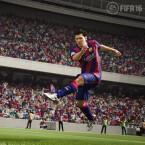 Die Schussphysik wurde in FIFA 16 überarbeitet.