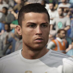 Ronaldos Kopf gibt es in FIFA 16 als 3D-Modell.
