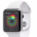 Die Apple Watch erscheint im April.