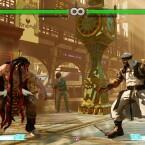 Zwei neue Charaktere treten sich gegenüber: Necalli und Rashid.