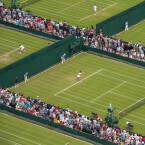 Sony bietet nun einen Sensor für Tennisspieler.