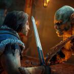 Das Nemesis-System in Mittelerde: Mordors Schatten beschert Talion persönliche Fehden mit Uruks.