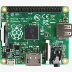 Das Model A+ des Raspberry Pi ist für Einsteiger gedacht.