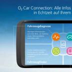Mit O2 Car Connection sollen Nutzer auch ihr Fahrverhalten dokumentieren. (Bild: Telefónica)