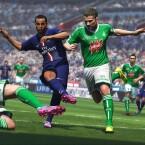 Ob PES 2015 womöglich FIFA 15 vom Fußballthron stößt? (Bild: Konami)