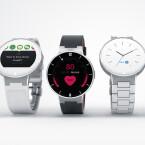 Die Alcatel Onetouch Watch gibt es in verschiedenen Variationen.