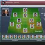 Der neue myClub-Modus von PES 2015 ähnelt FIFA Ultimate Team. (Bild: Screenshot YouTube Konami)