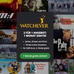 Mit Watchever seht ihr eure Lieblingsfilme und Serien legal auf fast jedem Gerät.