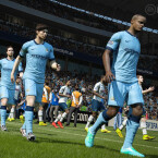 Der englische Meister von 2013/2014: Manchester City. Auch in FIFA 15 ein Top-Team.