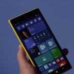 Eine Alphaversion von Windows 10 für Smartphones und Tablets bringt einige neue Funktionen auf Lumia-Geräte