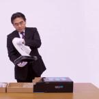 Satoru Iwata denkt über eine Konsole ohne Ländersperre nach.