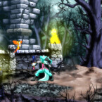 Für die PS4 im Oktober: Dust - An Elysian Tail. (Quelle: Humble Hearts)