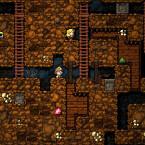 Für PS4, PS3 und PS Vita im Oktober: Spelunky. (Quelle: Mossmouth)