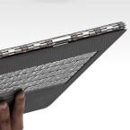 <b>Lenovo Yoga 3 Pro</b><br /> Prunkstück des Lenovo Yoga 3 Pro ist die Scharniervorrichtung aus 800 Teilen.