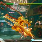 Die Spezialeffekte sehen bei Street Fighter 5 besser aus als beim Vorgänger.