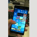 Der vermeintliche Protoyp des Lumia 950 XL ist noch für Testzwecke gedacht.