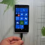 Auf dem möglichen Lumia-Smartphone soll Windows Phone 8.1 zum Einsatz kommen. (Bild: The Verge)
