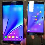So sieht es aus das Galaxy Note 5.