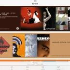 """""""Für dich""""-Ansicht: Die persönlichste Sektion in Apple Music mit Playlisten und Alben basierend auf den musikalischen Vorlieben."""