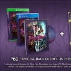 Bloodstained erscheint für PC, PS4 und Xbox One.