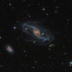 "Sieger der Kategorie ""Robotic Scope"": tiefer Blick ins All mit Mark Hansons ""NGC 3718"". (Bild: Mark Hanson)"