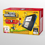 Release am 26. September: Ein 2DS inklusive New Super Maro Bros. 2