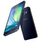 Im Januar soll das Samsung Galaxy A3 auch in Deutschland erscheinen. (Bild: Samsung)