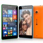 Zwischen sechs Farben dürfen Kunden des Lumia 535 wählen. (Bild: Microsoft)