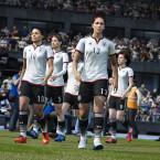 Insgesamt zwölf Frauen-Teams gibt es.
