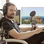 Gronkh ist sein Pseudonym: Der Computerspiele-Experte spielt auf Youtube Games und die Kamera filmt mit. Ergebnis: aktuell 3,5 Millionen Abonnenten. (Bild: ProSiebenSat.1 Media AG)