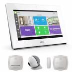Die kabellosen Smart Home-Komponenten von Archos müssen Nutzer nicht verschrauben. (Bild: Screenshot YouTube Archos)
