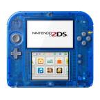 Release am 28. November: Der transparente 2DS wird im Paket mit Pokémon Alpha Saphir ausgeliefert.