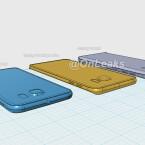 Als Lautstärkeregler bietet das Galaxy Note 5 zwei einzelne Buttons.