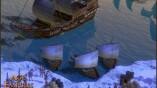 Screenshot AoE III: Neue Wassereffekte und...