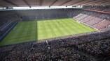 Auch Original-Stadien wie das Old Trafford sind...